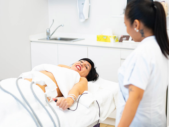 trattamento B-Star di Esthelogue a milano